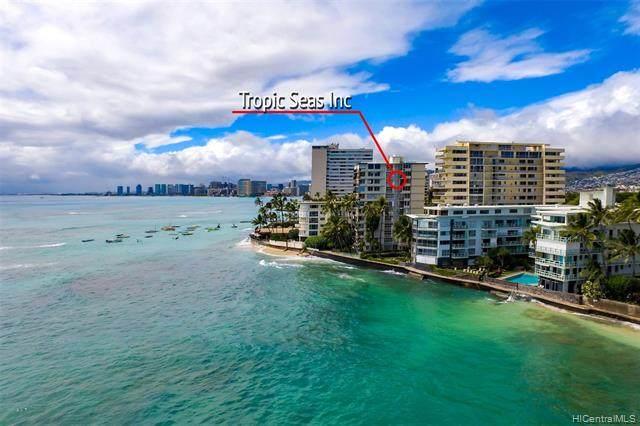 2943 Kalakaua Avenue #208, Honolulu, HI 96815 (MLS #202017696) :: Barnes Hawaii