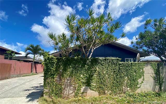 1269 California Avenue B, Wahiawa, HI 96786 (MLS #202017704) :: Elite Pacific Properties