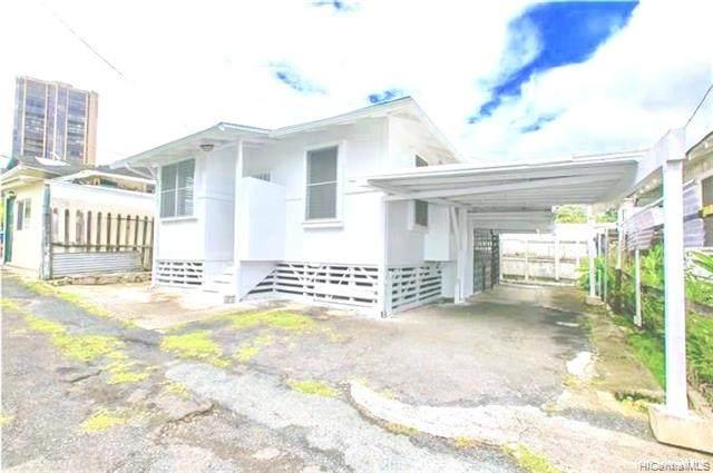 2111A Booth Road A, Honolulu, HI 96813 (MLS #202017714) :: Elite Pacific Properties