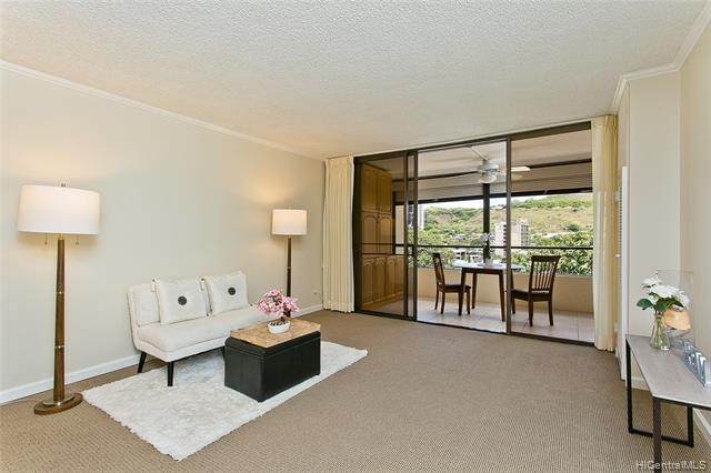 1717 Mott Smith Drive #612, Honolulu, HI 96822 (MLS #202017718) :: Elite Pacific Properties