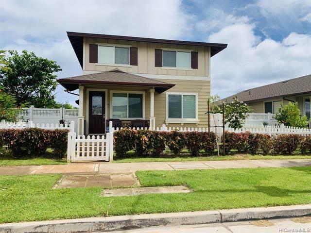 1101 Kukulu Street #49, Kapolei, HI 96707 (MLS #202017731) :: Elite Pacific Properties
