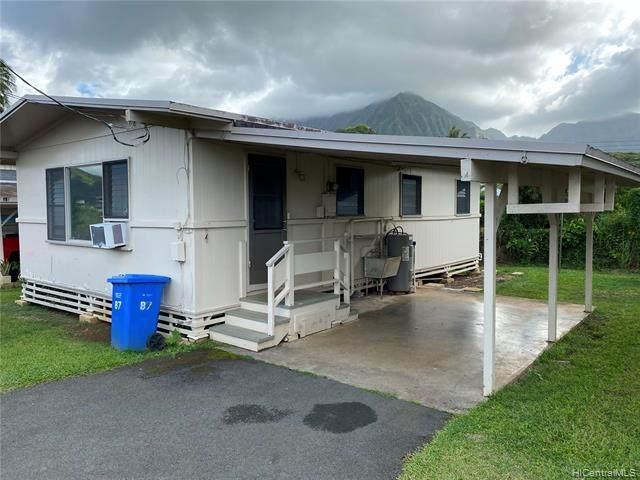 45-228 William Henry Road #7, Kaneohe, HI 96744 (MLS #202017739) :: Team Lally