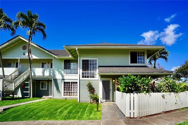 94-1451 Waipio Uka Street L108, Waipahu, HI 96797 (MLS #202017756) :: Barnes Hawaii