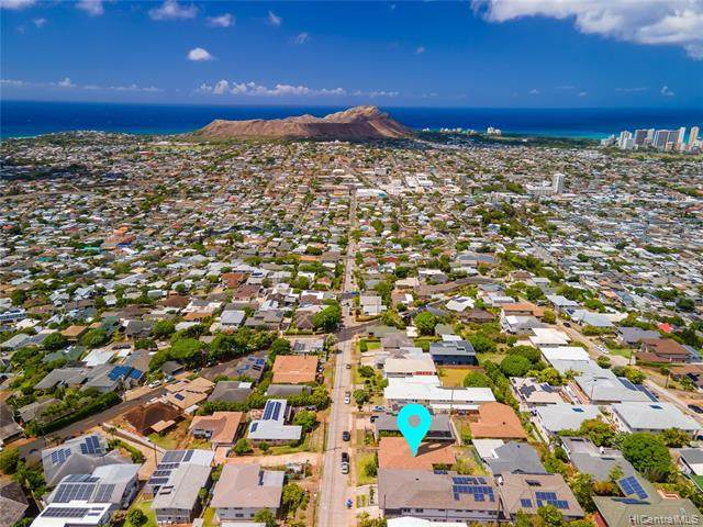 1736 Wilhelmina Rise, Honolulu, HI 96816 (MLS #202017785) :: Elite Pacific Properties