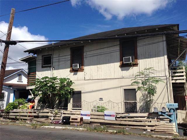 1207 Palama Street, Honolulu, HI 96817 (MLS #202017822) :: LUVA Real Estate