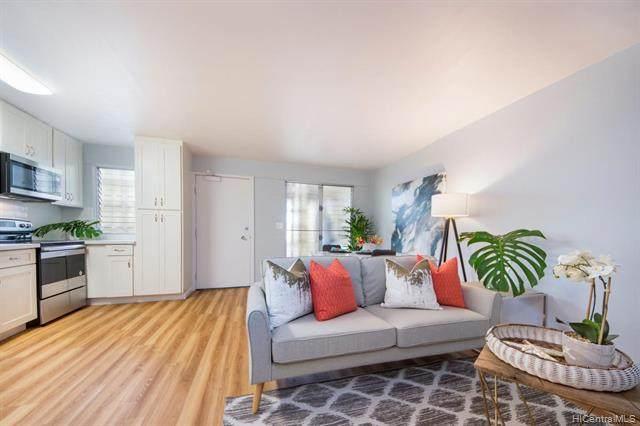 3230 Ala Ilima Street #102, Honolulu, HI 96818 (MLS #202017825) :: Elite Pacific Properties