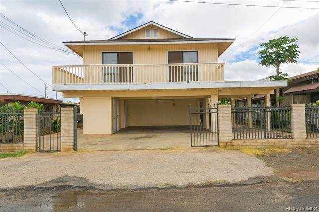 87-130 Liopolo Street, Waianae, HI 96792 (MLS #202017839) :: Elite Pacific Properties
