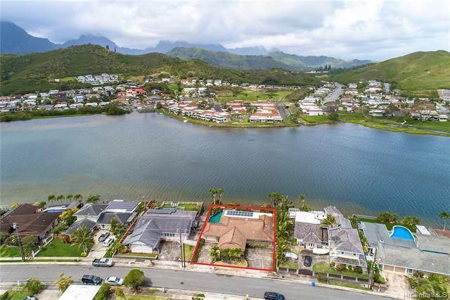 1225 Kahili Street, Kailua, HI 96734 (MLS #202017859) :: The Ihara Team