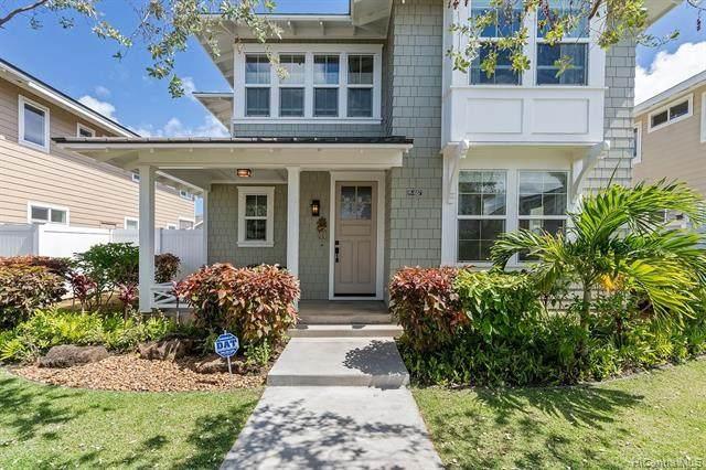 91-1057 Kaiapele Street, Ewa Beach, HI 96706 (MLS #202017861) :: LUVA Real Estate