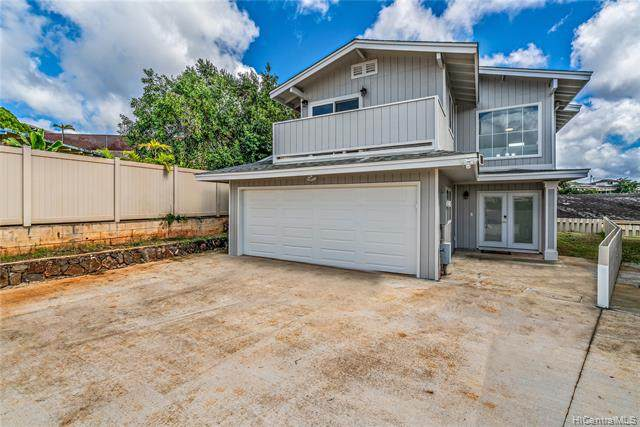2158 Awikiwiki Place, Pearl City, HI 96782 (MLS #202017896) :: Corcoran Pacific Properties