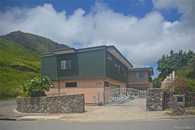 1001 Maunanani Street, Honolulu, HI 96825 (MLS #202017906) :: Team Lally