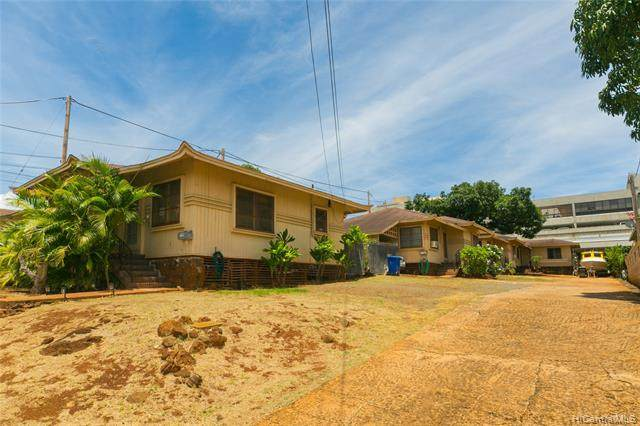 635 12th Avenue, Honolulu, HI 96816 (MLS #202017976) :: Elite Pacific Properties