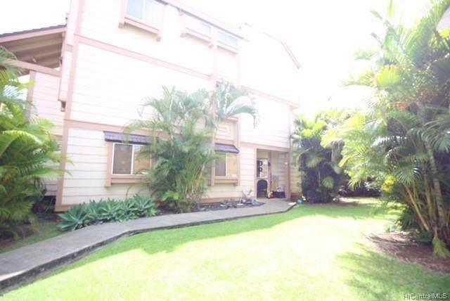 98-943 Moanalua Road #1201, Aiea, HI 96701 (MLS #202017977) :: Barnes Hawaii