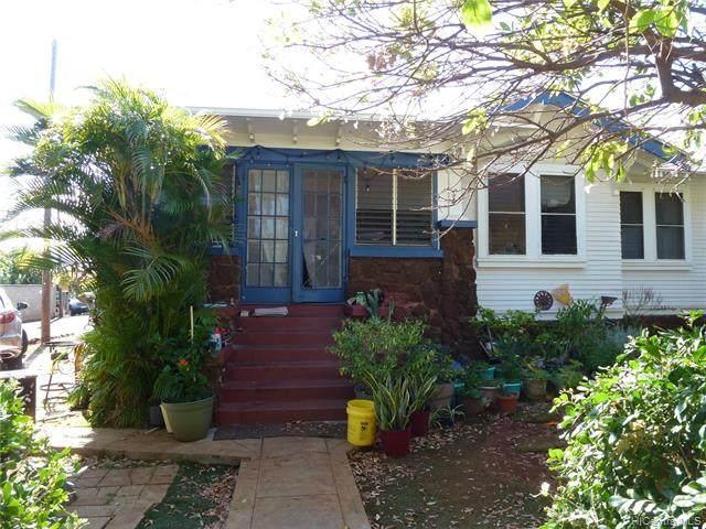 718 10th Avenue, Honolulu, HI 96816 (MLS #202017979) :: Elite Pacific Properties