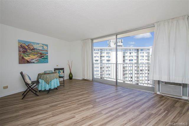 750 Amana Street #1908, Honolulu, HI 96814 (MLS #202017992) :: The Ihara Team