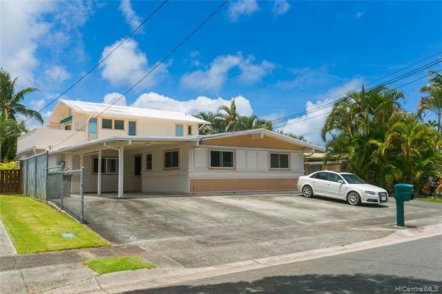 958 Holoholo Street, Kailua, HI 96734 (MLS #202018007) :: Elite Pacific Properties