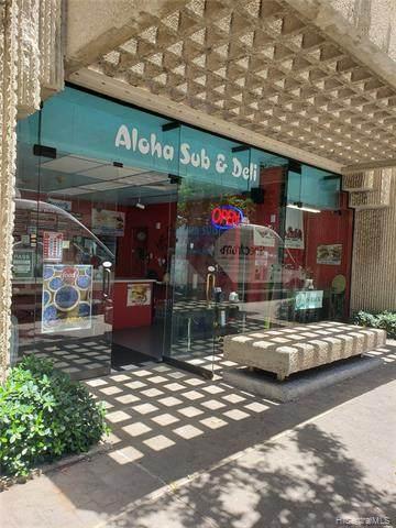 1001 Bishop Street, Honolulu, HI 96813 (MLS #202018012) :: Elite Pacific Properties