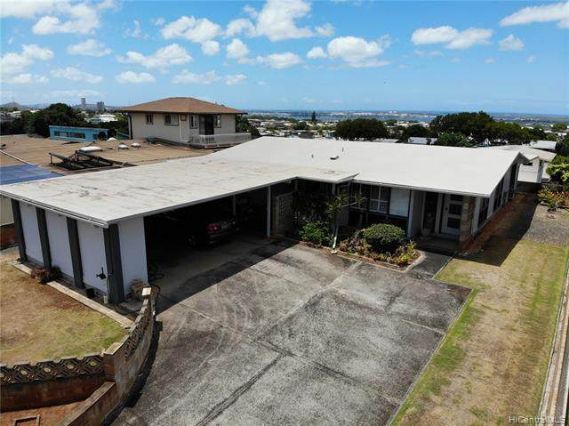 2392 Hoohoihoi Street, Pearl City, HI 96782 (MLS #202018050) :: Elite Pacific Properties