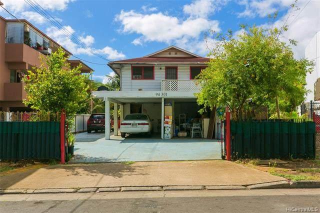 94-301 Pupuole Street, Waipahu, HI 96797 (MLS #202018051) :: LUVA Real Estate