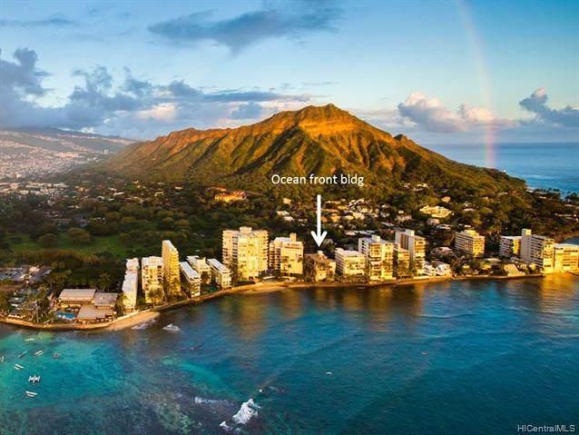 2987 Kalakaua Avenue #102, Honolulu, HI 96815 (MLS #202018068) :: Barnes Hawaii