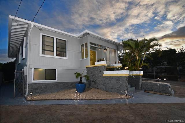 3463 Pahoa Avenue, Honolulu, HI 96816 (MLS #202018081) :: Elite Pacific Properties