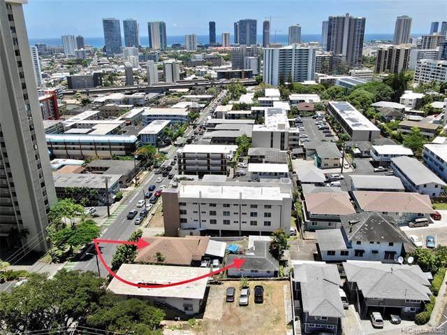 1568 Pensacola Street, Honolulu, HI 96822 (MLS #202018107) :: Keller Williams Honolulu