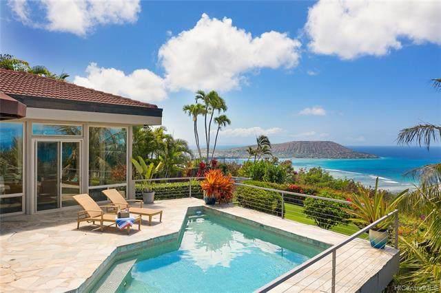 691 Kaulana Place, Honolulu, HI 96821 (MLS #202018108) :: Corcoran Pacific Properties