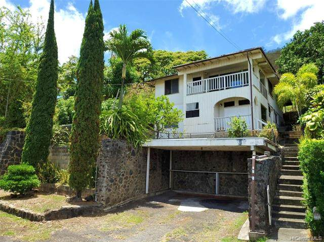 1919 Puowaina Drive, Honolulu, HI 96813 (MLS #202018150) :: Corcoran Pacific Properties