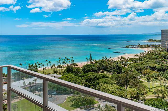 223 Saratoga Road #2601, Honolulu, HI 96815 (MLS #202018156) :: Barnes Hawaii