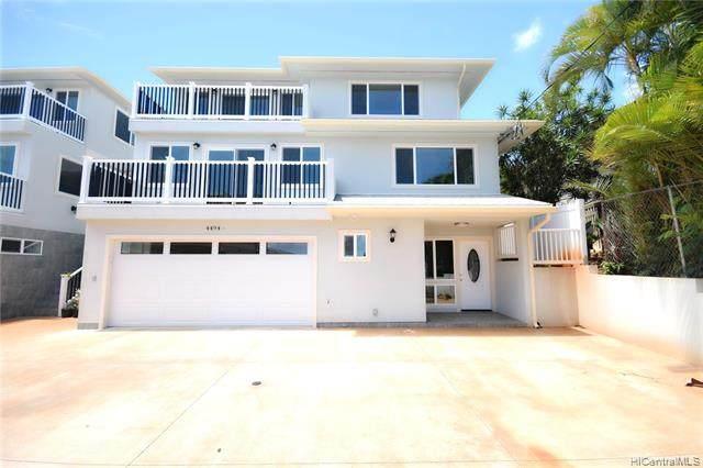 4494B Sierra Drive, Honolulu, HI 96816 (MLS #202018170) :: Team Lally