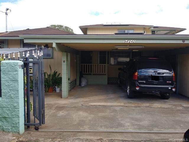 94-242 Hanawai Circle, Waipahu, HI 96797 (MLS #202018175) :: LUVA Real Estate