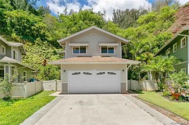 95-1329 Wikao Street #52, Mililani, HI 96789 (MLS #202018226) :: LUVA Real Estate