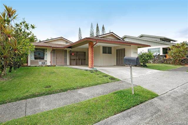 47-705 Hui Alala Street, Kaneohe, HI 96744 (MLS #202018259) :: The Ihara Team