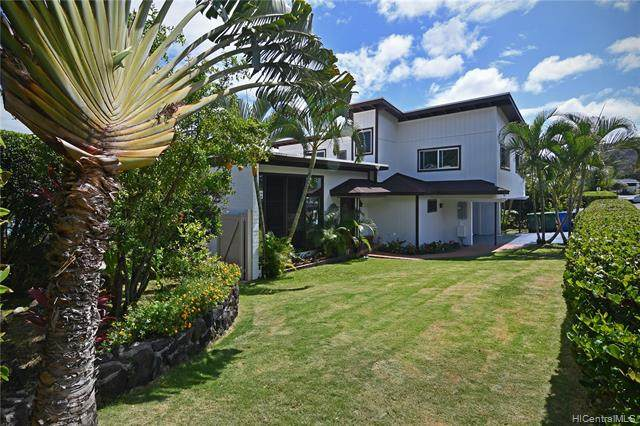 5488 Opihi Street, Honolulu, HI 96821 (MLS #202018263) :: Elite Pacific Properties