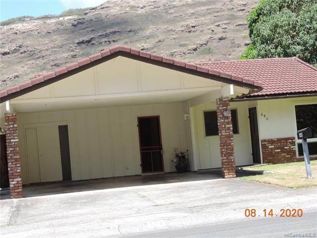 Address Not Published, Honolulu, HI 96825 (MLS #202018287) :: Keller Williams Honolulu