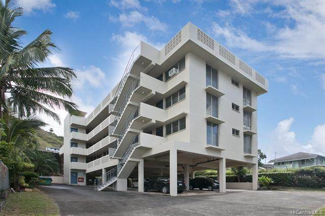 409 Iolani Avenue #303, Honolulu, HI 96813 (MLS #202018288) :: The Ihara Team