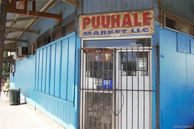 608 Puuhale Road, Honolulu, HI 96819 (MLS #202018304) :: Corcoran Pacific Properties