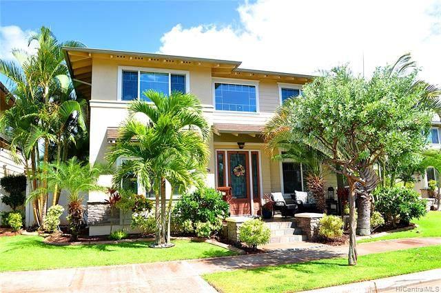 91-1037 Kai Uhu Street, Ewa Beach, HI 96706 (MLS #202018356) :: Barnes Hawaii
