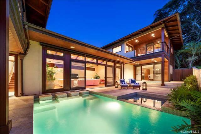 241 Kulamanu Place, Honolulu, HI 96816 (MLS #202018365) :: Barnes Hawaii