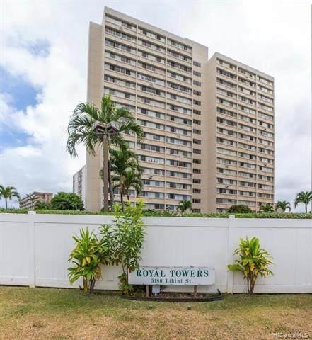 5180 Likini Street #1203, Honolulu, HI 96818 (MLS #202018375) :: Elite Pacific Properties