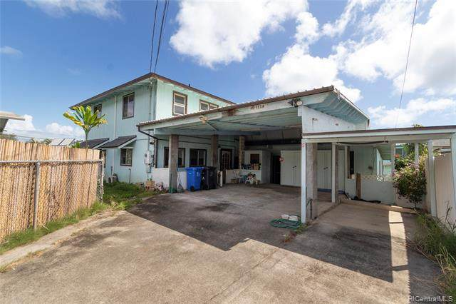 45-123A Waikalua Road, Kaneohe, HI 96744 (MLS #202018381) :: The Ihara Team