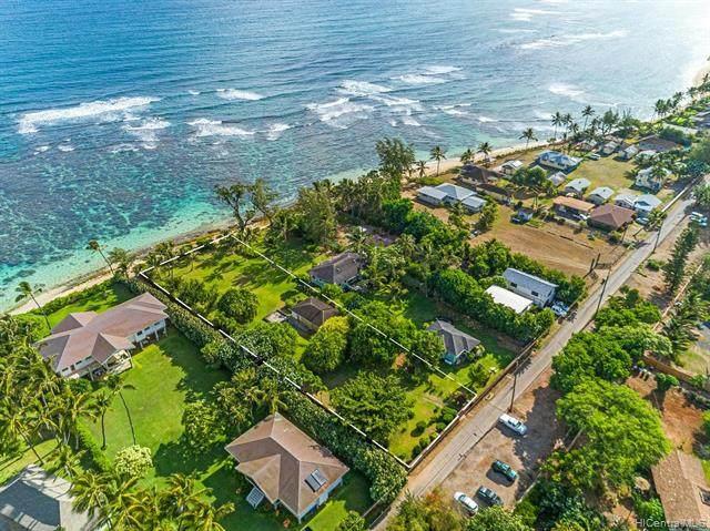 68-631 Crozier Drive, Waialua, HI 96791 (MLS #202018408) :: Corcoran Pacific Properties