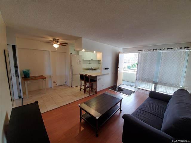 1670 Kalakaua Avenue #601, Honolulu, HI 96826 (MLS #202018491) :: Barnes Hawaii