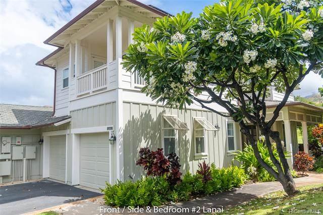 92-1182 Olani Street 56-2, Kapolei, HI 96707 (MLS #202018515) :: Elite Pacific Properties