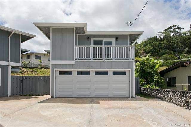 45-627 Kuahulu Way, Kaneohe, HI 96744 (MLS #202018516) :: The Ihara Team