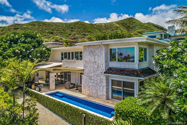 242 Kaalawai Place, Honolulu, HI 96816 (MLS #202018520) :: The Ihara Team