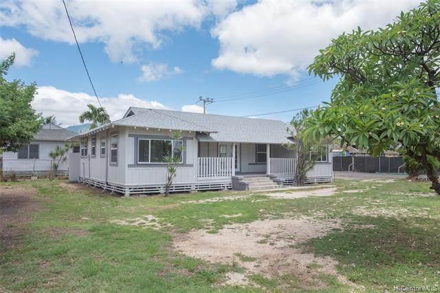87-188 Farrington Highway, Waianae, HI 96792 (MLS #202018577) :: Elite Pacific Properties