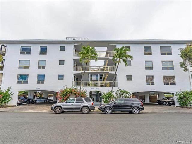 3071 Pualei Circle #105, Honolulu, HI 96815 (MLS #202018643) :: Corcoran Pacific Properties