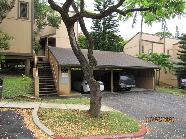 45-371 Mokulele Drive #55, Kaneohe, HI 96744 (MLS #202018679) :: The Ihara Team