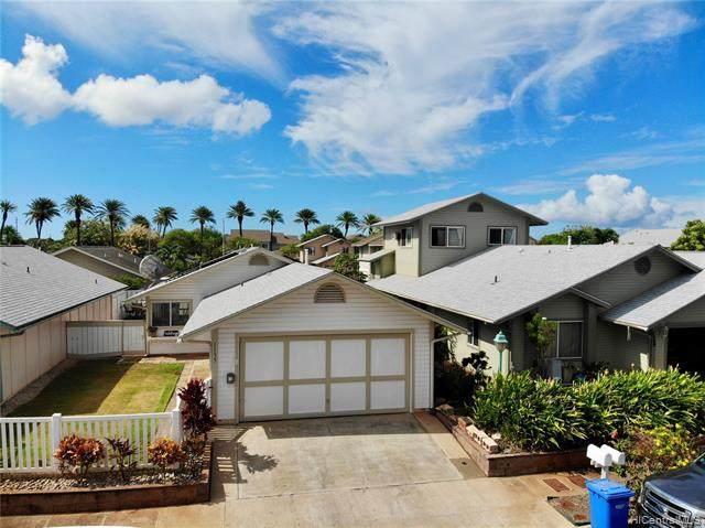 91-1155 Pohahawai Street, Ewa Beach, HI 96706 (MLS #202018696) :: Barnes Hawaii